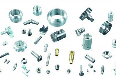 CNC-Produktion in großen Stückzahlen